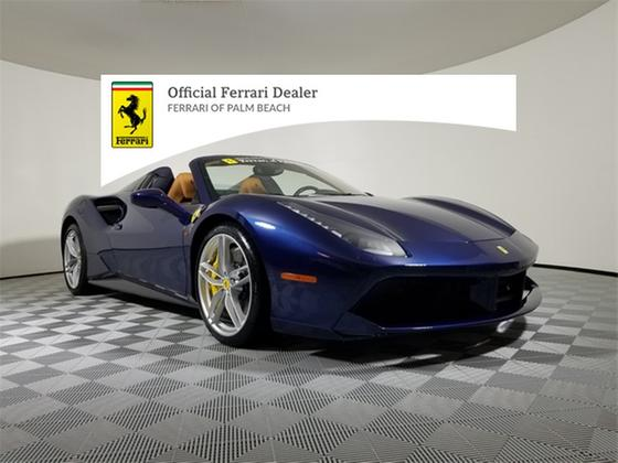 2017 Ferrari 488 Spider:20 car images available