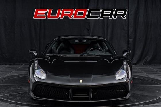 2017 Ferrari 488 Spider:22 car images available