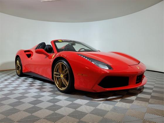 2019 Ferrari 488 Spider:20 car images available