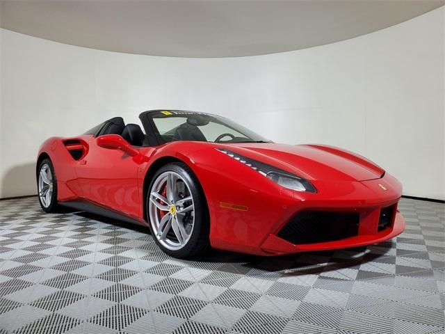 2018 Ferrari 488 Spider:20 car images available