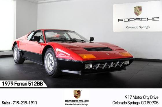 1979 Ferrari 512 :24 car images available