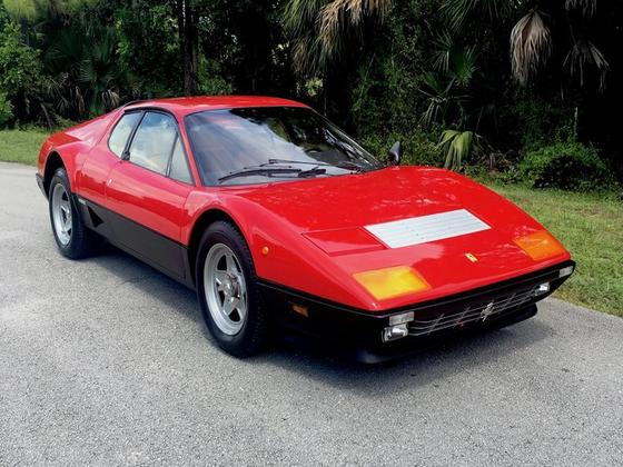 1981 Ferrari 512 BBi:4 car images available
