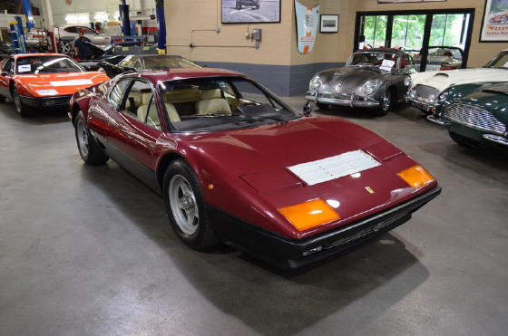 1982 Ferrari 512 BBi:24 car images available