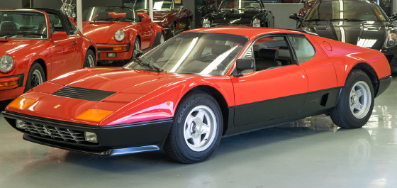 1979 Ferrari 512 BBi:24 car images available