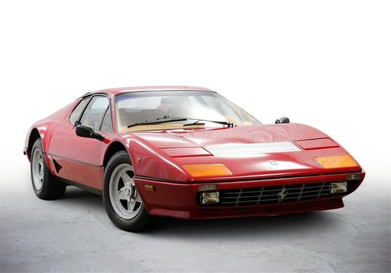 1984 Ferrari 512 BBi:24 car images available