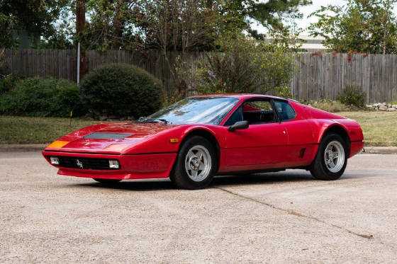 1981 Ferrari 512 BBi:5 car images available