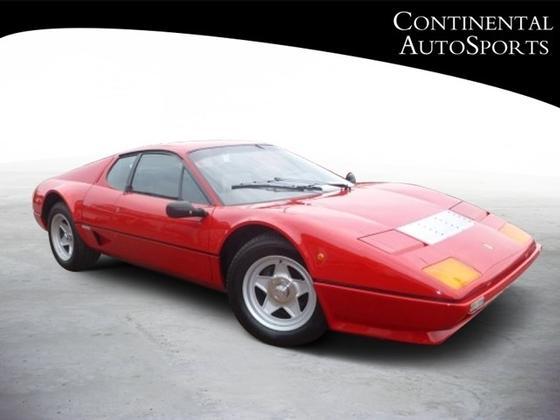 1983 Ferrari 512 Berlinetta:23 car images available