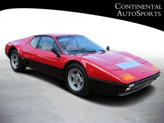 1983 Ferrari 512 Berlinetta:24 car images available