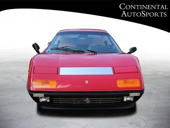 1983 Ferrari 512 Berlinetta