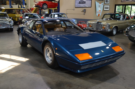 1981 Ferrari 512 Berlinetta:22 car images available