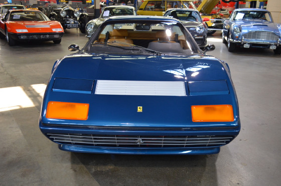 1981 Ferrari 512 Berlinetta