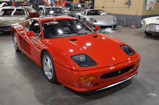 1995 Ferrari 512 M:24 car images available