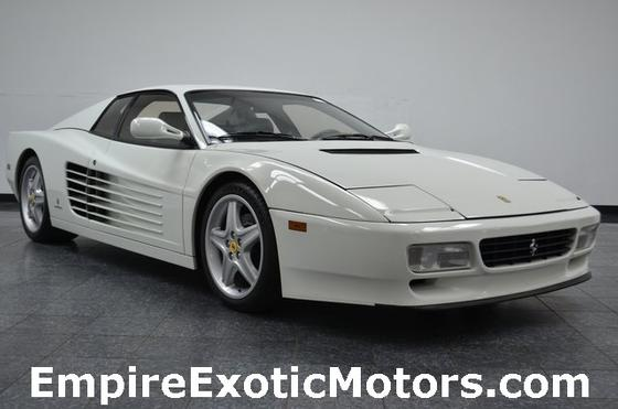 1993 Ferrari 512 TR:24 car images available