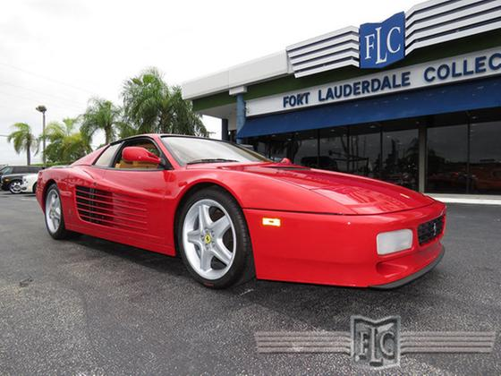 1992 Ferrari 512 TR