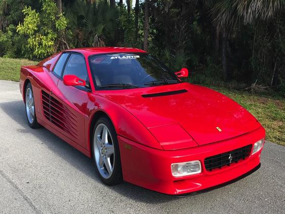 1994 Ferrari 512 TR:8 car images available
