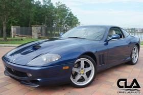 1998 Ferrari 550 :24 car images available