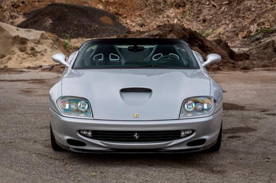 2001 Ferrari 550 Barchetta:24 car images available