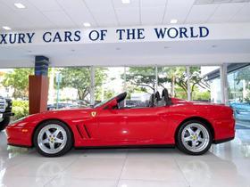 2001 Ferrari 550 Barchetta:24 car images available