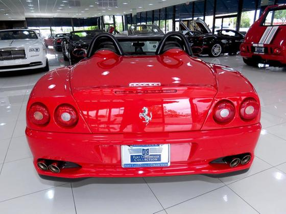2001 Ferrari 550 Barchetta
