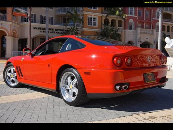 2001 Ferrari 550  Maranello