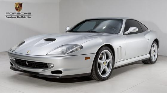 1998 Ferrari 550 Maranello:20 car images available