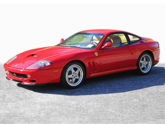 2001 Ferrari 550 Maranello:24 car images available