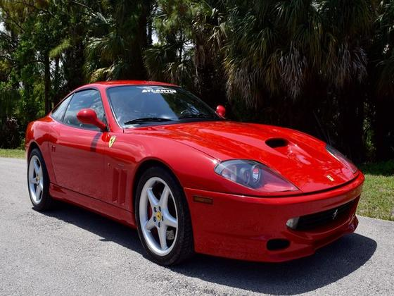 1997 Ferrari 550 Maranello:10 car images available