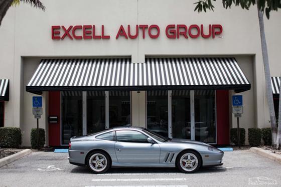 2001 Ferrari 550 Maranello:24 car images available