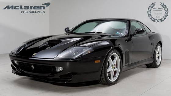 1998 Ferrari 550 Maranello:21 car images available