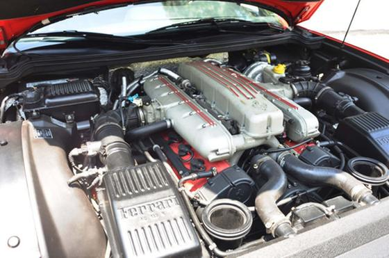 1998 Ferrari 550 Maranello