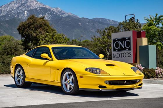 2000 Ferrari 550 Maranello:24 car images available