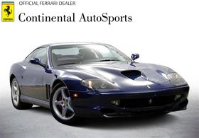 2000 Ferrari 550 Maranello:24 car images available