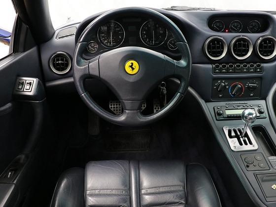 2000 Ferrari 550 Maranello