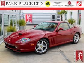 1999 Ferrari 550 Maranello:24 car images available