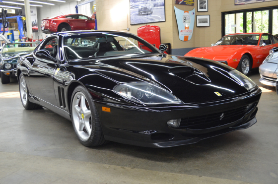 2000 Ferrari 550 Maranello:12 car images available