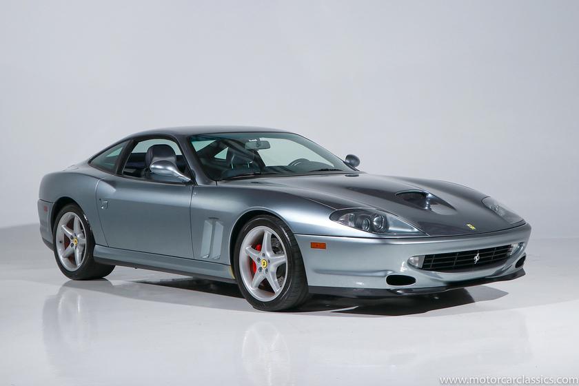 1999 Ferrari 550 Maranello:24 car images available
