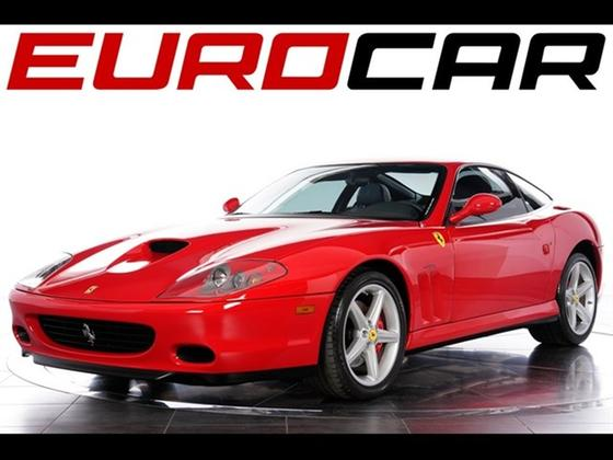 2003 Ferrari 575 M :24 car images available