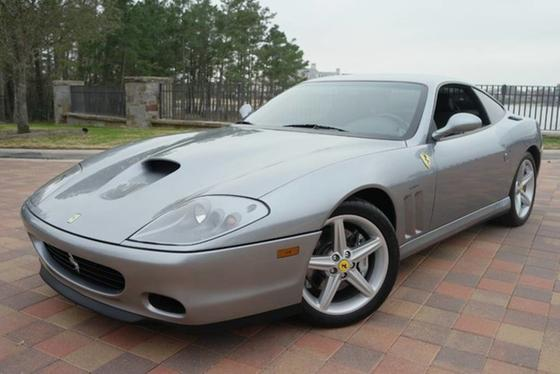 2002 Ferrari 575 M :24 car images available