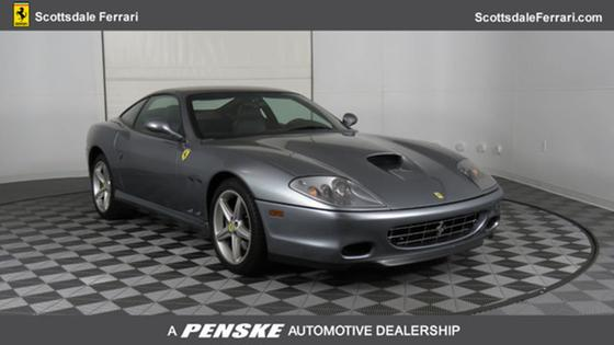 2004 Ferrari 575 M :24 car images available