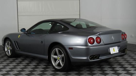 2004 Ferrari 575 M