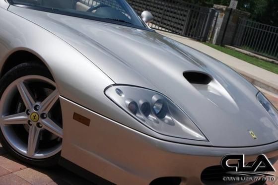 2003 Ferrari 575 M