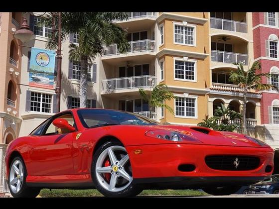 2002 Ferrari 575 M Maranello:24 car images available