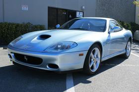 2003 Ferrari 575 M Maranello:24 car images available