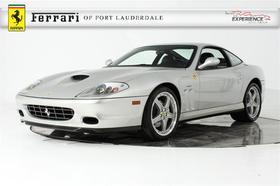 2004 Ferrari 575 M Maranello:24 car images available