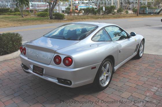 2004 Ferrari 575 M Maranello
