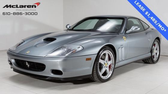 2003 Ferrari 575 M Maranello:20 car images available