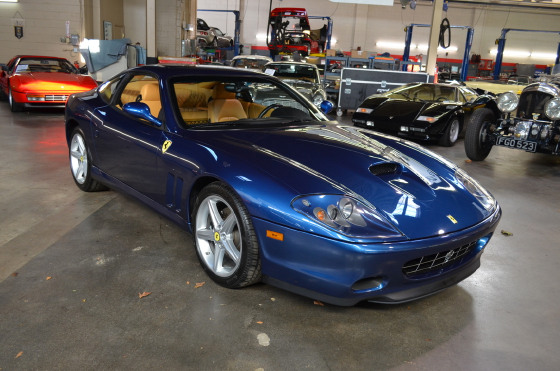 2004 Ferrari 575 M Maranello:20 car images available
