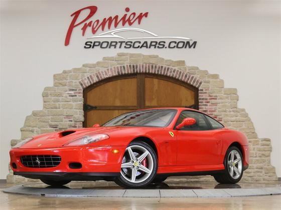 2005 Ferrari 575 M Maranello:24 car images available