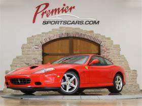 2005 Ferrari 575 M Maranello:24 car images available