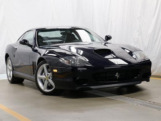 2002 Ferrari 575 M Maranello:24 car images available